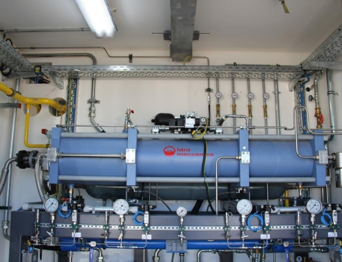 MDE30: Compressor used for biogas upgrading
